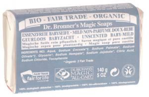 Dr. Bronner's - Magic Soap Seife Baby Mild 140 g