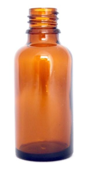 Braunglasflasche (o. Verschluss) 30 ml