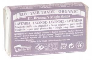 Dr. Bronner's - Magic Soap Seife Lavendel 140 g