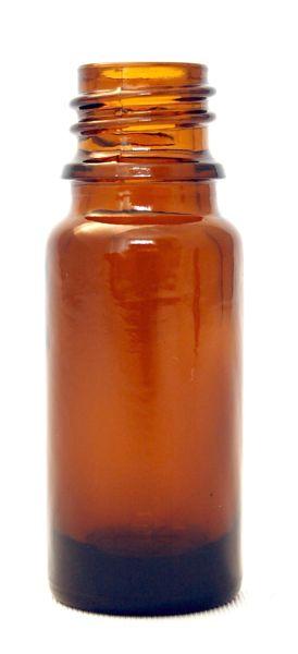 Braunglasflasche (o. Verschluss) 10 ml