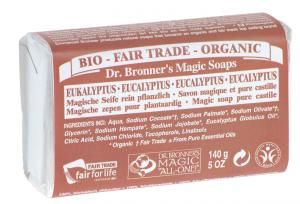 Dr. Bronner's - Magic Soap Seife Eucalyptus 140 g