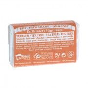Dr. Bronner's - Magic Soap Seife Teebaum 140 g