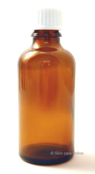 Braunglasflasche m. Tropfverschluss 50 ml