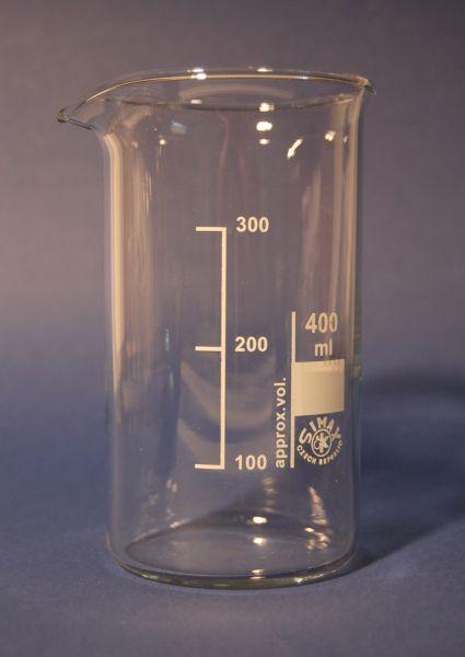 Becherglas hohe Form 400 ml