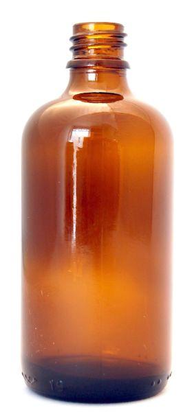 Braunglasflasche (o. Verschluss) 100 ml