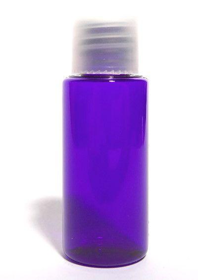 PET-Flasche kobaldblau 30 ml
