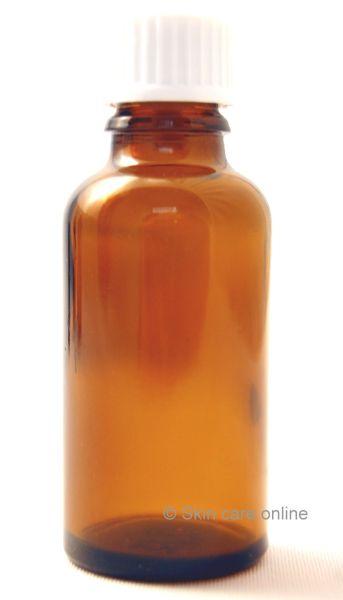 Braunglasflasche m. Tropfverschluss 30 ml