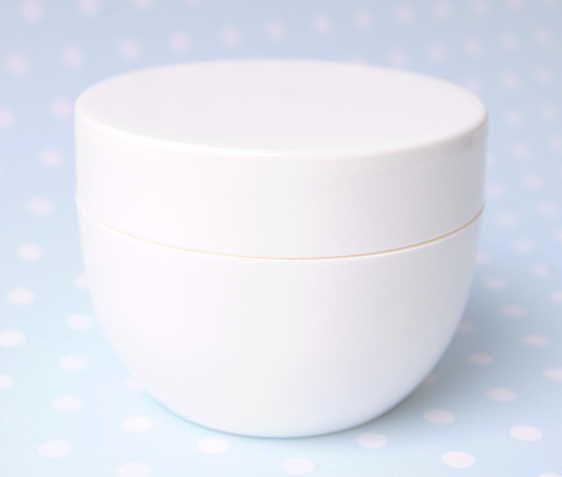 Cremedose weiß 100 ml