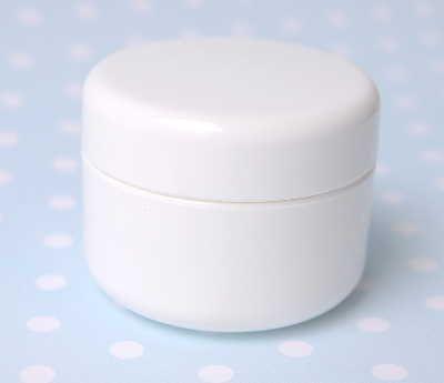 Cremedose weiß 5 ml