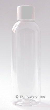 Rundflasche klar 100 ml