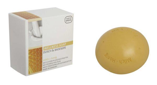 Speick - Dusch-& Badeseife Milch & Honig 200 g