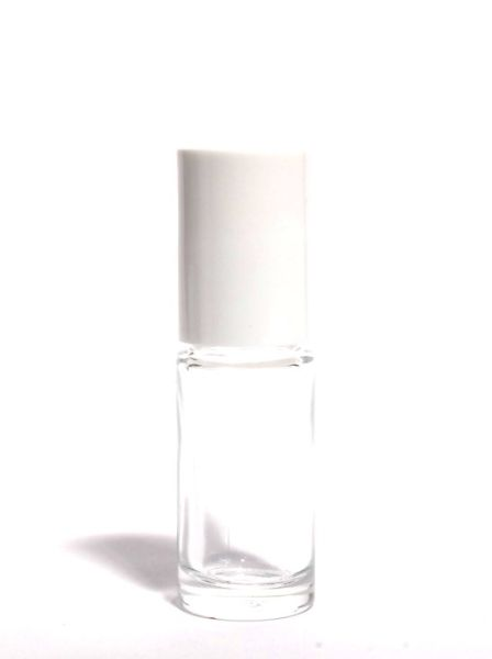 Roll on Flasche Klarglas 5 ml
