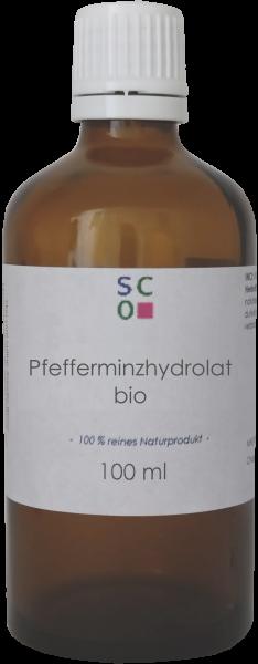 Pfefferminzhydrolat bio