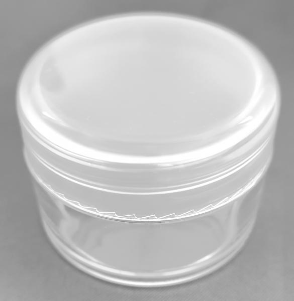 Cremedose transparent 20 ml