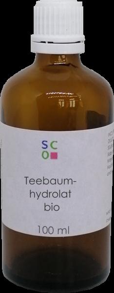 Teebaumhydrolat bio 100 ml