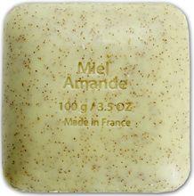 Savon du Midi - Honig-Mandel Blütenseife 100 g